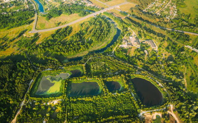 4 Examples of Stormwater Best Management Practices (BMPs)