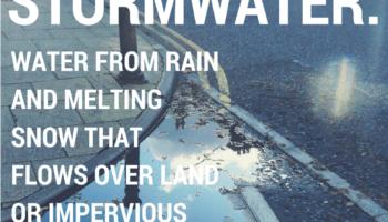 Stormwater
