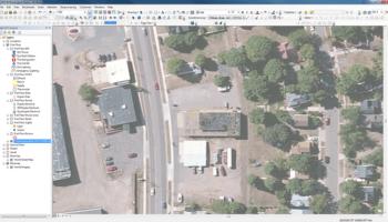 TriMedia Office Aerial