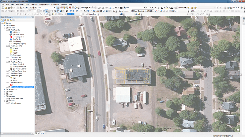 GIS For Facility Management: Part II