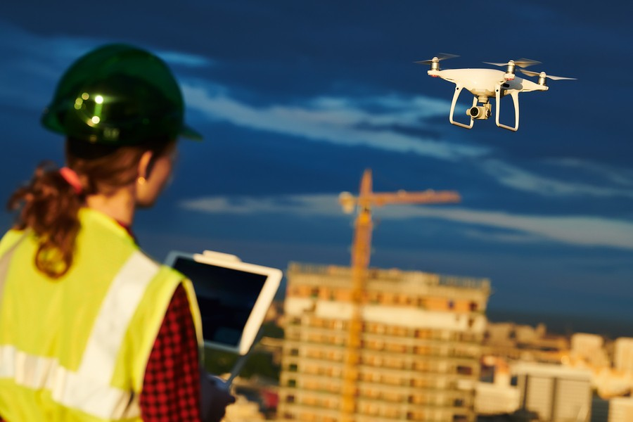Why You Need a Drone for Every Construction Project