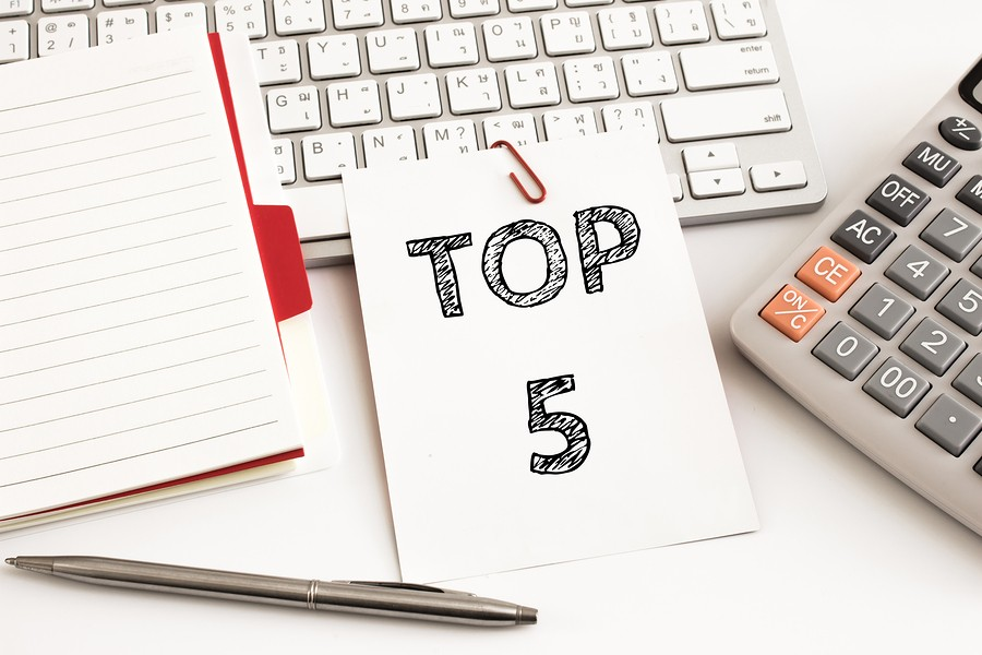 TriMedia's Top 5 Articles of 2018