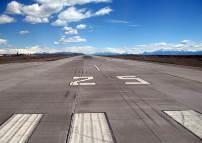 Airport Runway Resurfacing Survey