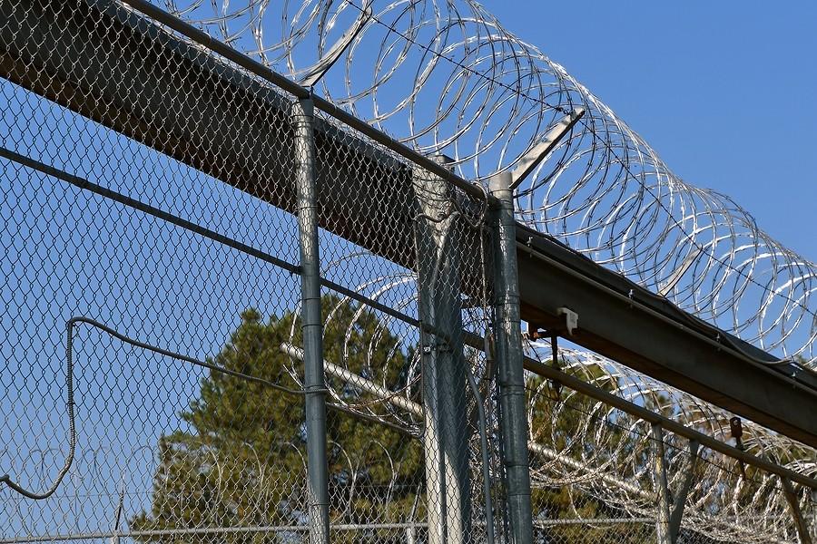 Correctional Facility Demolition