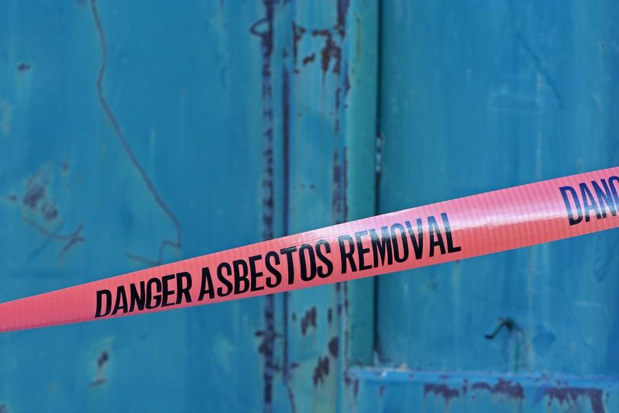 Mining Facility Asbestos Abatement