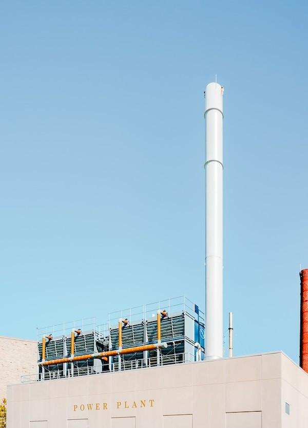 Industrial Large Scale Power Plant Abatement