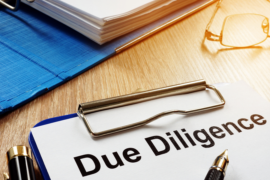 Environmental Due Diligence Checklist