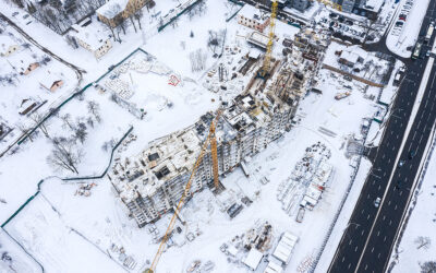 Winter Job Site Safety: Are You Prepared?